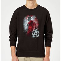 Avengers Endgame Nebula Brushed Sweatshirt - Black - M - Black