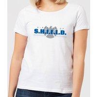 Marvel Avengers Director Of Shield Women's T-Shirt - White - 3XL - White