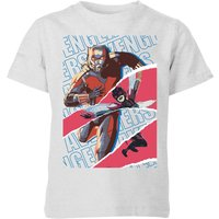 Marvel Avengers AntMan And Wasp Collage Kids' T-Shirt - Grey - 5-6 Years - Grey