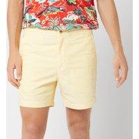 Polo Ralph Lauren Men's Classic Fit Prepster Shorts - Yellow Oxford - M