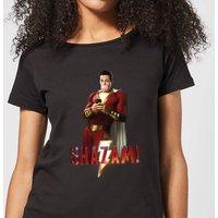 Shazam Bubble Gum Women's T-Shirt - Black - 4XL - Black
