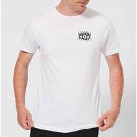 Eye Eye Pocket Men's T-Shirt - White - L - White