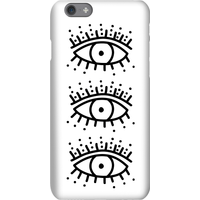 Eye Eye Trio Phone Case for iPhone and Android - iPhone 5C - Tough Case - Matte