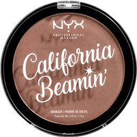 NYX Professional Makeup California Beamin' Face and Body Bronzer 14g (Various Shades) - Free Spirit
