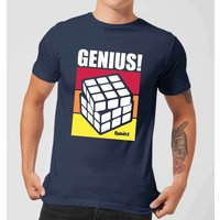 Rubik's Genius Men's T-Shirt - Navy - XS - Navy