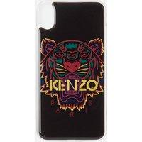 KENZO iPhone X Max Case - Black/Purple