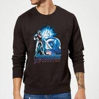 Avengers: Endgame Ant Man Suit Sweatshirt - Black - XL - Black