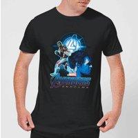 Avengers: Endgame Hulk Suit Mens T-Shirt - Black - 5XL - Black