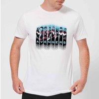 Avengers: Endgame Character Split Men's T-Shirt - White - M - White
