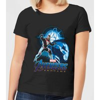 Avengers: Endgame Iron Man Suit Women's T-Shirt - Black - XXL - Black