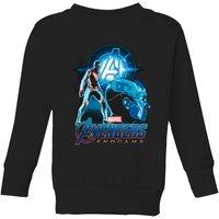 Avengers: Endgame Nebula Suit Kids Sweatshirt - Black - 9-10 Years - Black