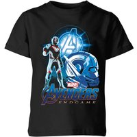 Avengers: Endgame Ant Man Suit Kids T-Shirt - Black - 3-4 Years - Black