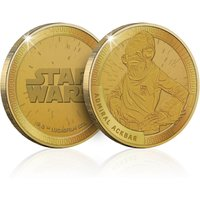 Collectable Star Wars Commemorative Coin: Admiral