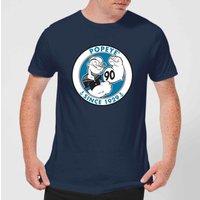 Popeye Popeye 90th Men's T-Shirt - Navy - XXL - Navy