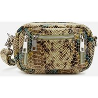 shop for Núnoo Women's Brenda Cross Body Bag - Snake at Shopo