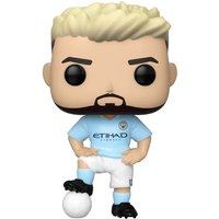 Manchester City Sergio Aguero Football Pop! Vinyl Figure
