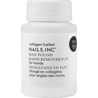 nails inc. Nail Polish Remover Pot 60ml