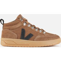 Veja Women's Roraima Suede Hiking Style Boots - Brown/Black/Natural - UK 3/EU 36