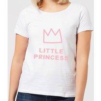 Little Princess Women's T-Shirt - White - 4XL - White