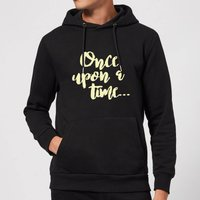 Once Upon A Time Hoodie - Black - XXL - Black