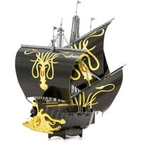 Game of Thrones Metal Earth ICON X Greyjoy Ship Silence Construction Kit - Gadgets Gifts