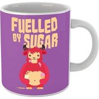 Fuelled By Sugar Mug - Sugar Gifts