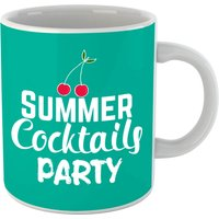 Summer Cocktails Party Mug - Party Gifts
