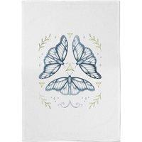 Fairy Dance Cotton Tea Towel - Dance Gifts