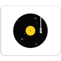 Music Everywhere Mouse Mat - Music Gifts