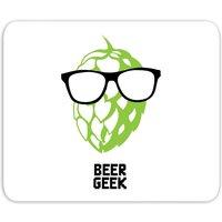 Beer Geek Mouse Mat