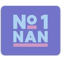 No.1 Nan Mouse Mat - Nan Gifts