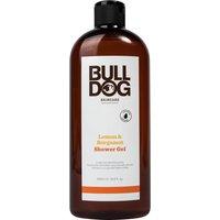 Bulldog Lemon and Bergamot Shower Gel 500ml