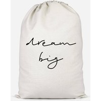 Dream Big Cotton Storage Bag - Large