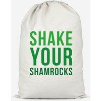 Shake Your Shamrocks Cotton Storage Bag - Small