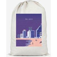 Tel Aviv Cotton Storage Bag - Small