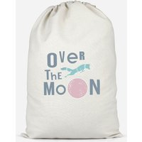 Over The Moon Cotton Storage Bag - Small