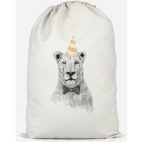 Party Lion Cotton Storage Bag - Large - Party Gifts