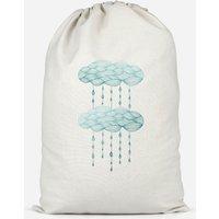 Rainy Days Cotton Storage Bag - Large