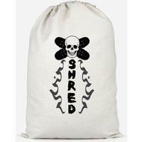 Shred Skateboards Cotton Storage Bag - Large
