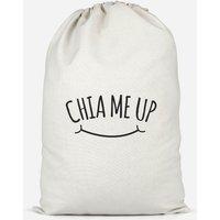 Chia Me Up Cotton Storage Bag - Large