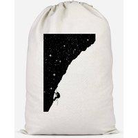 Starry Climb Cotton Storage Bag - Small