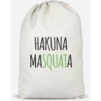 Hakuna MaSquata Cotton Storage Bag - Large