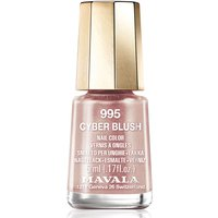 Mavala Cyber Chic Mini Colour Nail Varnish 5ml (Various Shades) - Cyber Blush