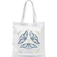 Fairy Dance Tote Bag - White - Dance Gifts
