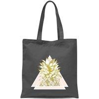 Pineapple Tote Bag - Grey