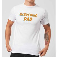 Gardening Dad Men's T-Shirt - White - XXL - White - Gardening Gifts