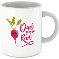 Dad You're Rad Mug