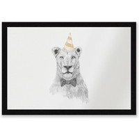 Party Lion Entrance Mat - Party Gifts