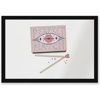 Perfect Match Entrance Mat