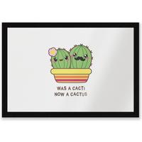 Was A Cacti, Now A Cactus Entrance Mat